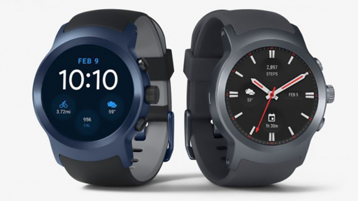 LG Watch Style ed LG Watch Sport ufficiali, eccoli
