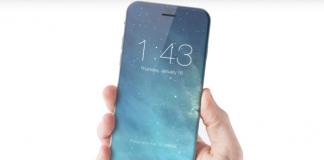Laser scanner 3D per iPhone 8 realizzato da Primesense
