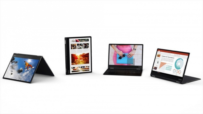 Lenovo ufficializza Yoga A12, in vendita dal prossimo 8 febbraio