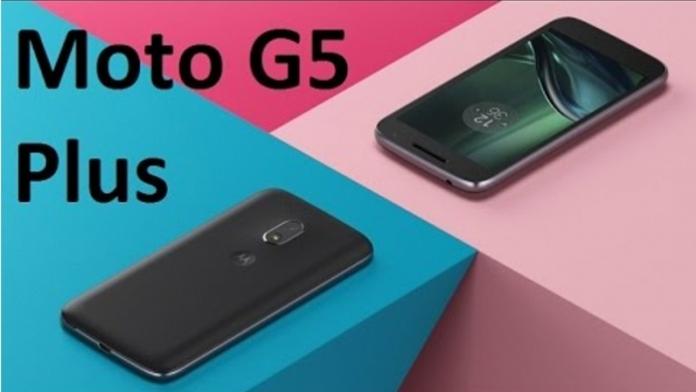 Motorola Moto G5 Plus, ecco le specifiche tecniche