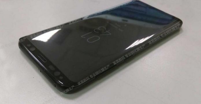 Nuova foto leaked di Samsung Galaxy S8