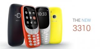 Nuovo Nokia 3310, il ritorno del mito