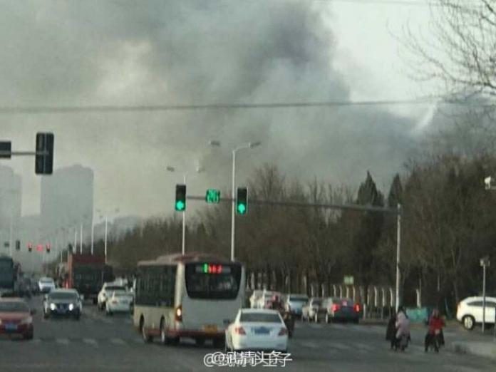 Una fabbrica Samsung SDI prende fuoco, era collegata a Note 7