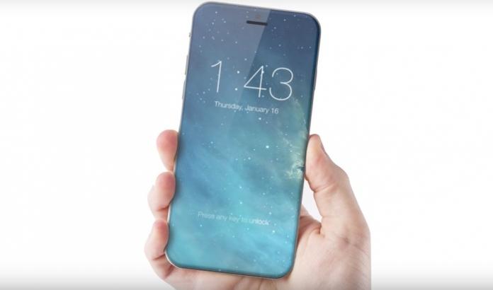 iPhone 8 avrà anche un sensore per il riconoscimento dell'iride