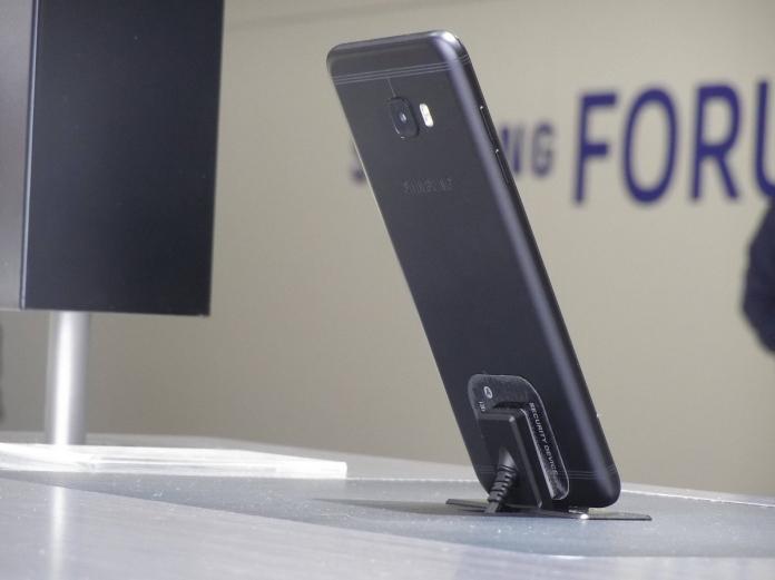 Immagini del nuovo Samsung Galaxy C5 Pro