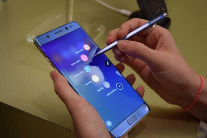 Samsung Galaxy Note 8 GREAT in lavorazione