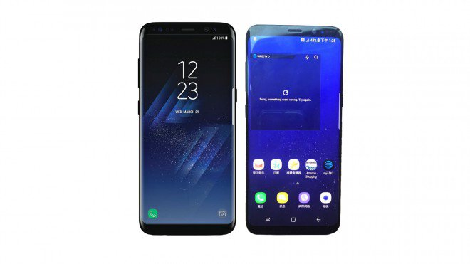 Samsung Galaxy S8 compare in un nuovo video di pochi secondi