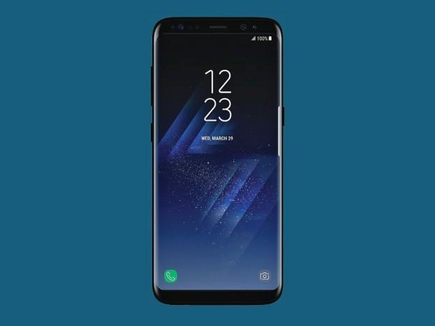 Samsung Galaxy S8, tasti touch sensibili alla pressione