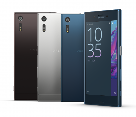 Sony Xperia XZ Premium su Amazon UK in preordine