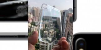 Ecco la prima presunta cover del nuovo iPhone 8