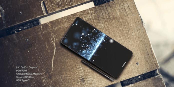 Ecco un nuovo video concept che mostra come potrebbe essere Samsung Galaxy Note 8