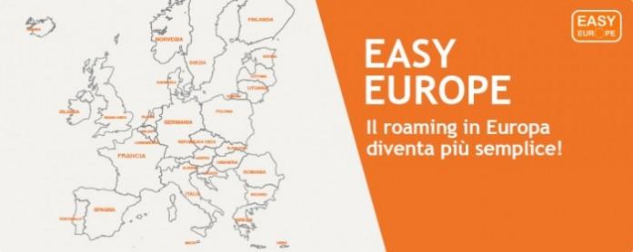 Wind Easy Europe, ecco tutti i dettagli della nuova promozione