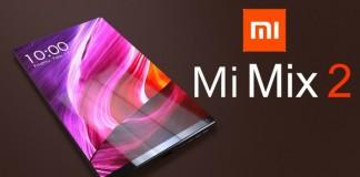 Xiaomi Mi Mix 2 compare su Gearbest, ecco tutte le specifiche