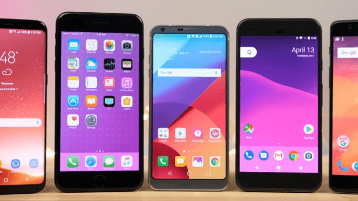 iPhone 7 Plus vs Samsung Galaxy S8 vs Google Pixel vs OnePlus 3T vs LG G6: Speed Test tra i migliori
