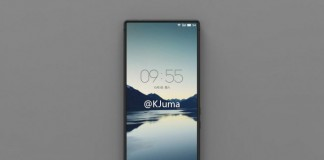 Meizu lavora ad un nuovo smartphone top di gamma full screen