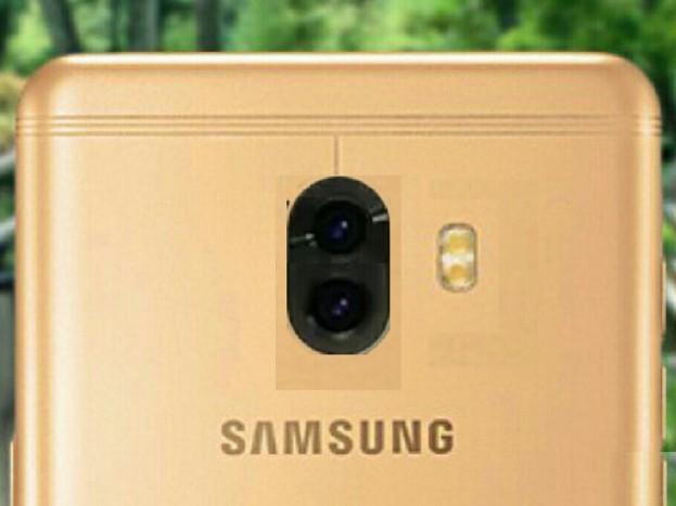 Samsung Galaxy C10, il primo Samsung con dual camera posteriore