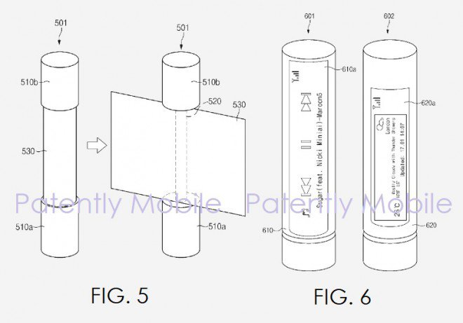 Samsung pensa ad un prodotto per fare ogni cosa in un nuovo brevetto
